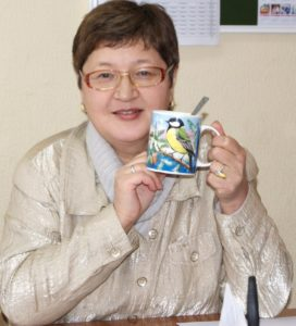 Зульфия Билаловна