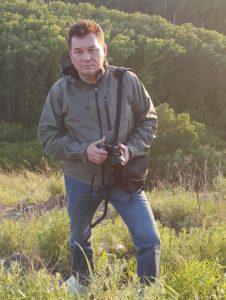 Абдуллин Фарит, участник проекта Атлас птиц Уфы
