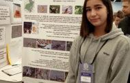 Об участии волонтёра проекта создания Атласа птиц города Уфы в финале Балтийского научно-инженерного конкурса